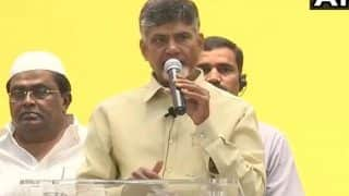 Special Status to Andhra Pradesh: YSR Congress Asks MPs to Resign From Lok Sabha; TDP Chief Chandrababu Naidu Calls All-party Meeting in State Assembly