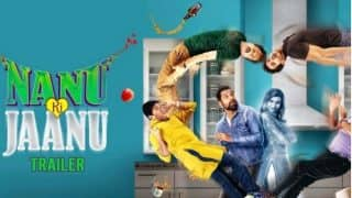 Nanu Ki Jaanu Movie Trailer: Abhay Deol, Patralekhaa Promise A Hilariously Entertaining 'Ghostly' Love Story - WATCH