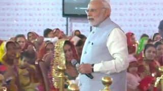 Women's Day: PM Narendra Modi Launches National Nutrition Mission in Jhunjhunu, Calls For Gender Equality