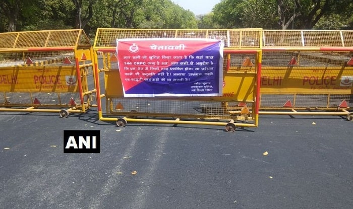 Section 144 Imposed in Noida for 2 Months to Safeguard