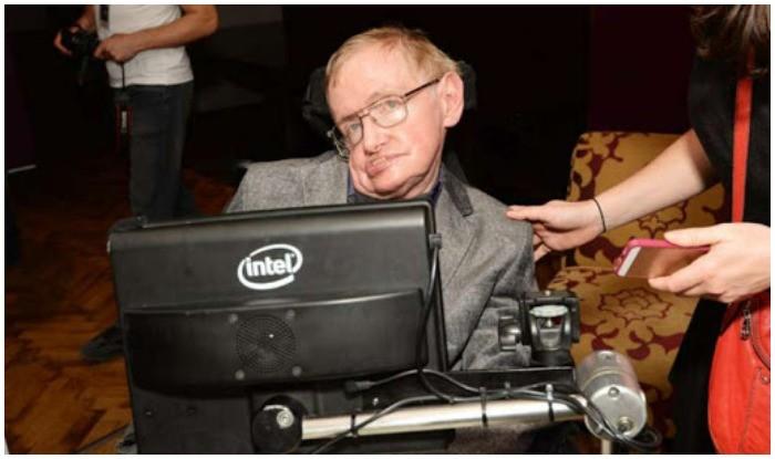 Professor StephenHawking