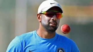 Ashwin Set For County Stint With Nottinghamshire