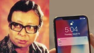 Apple New iPhone X's Latest Advertisement Features RD Burman's Music