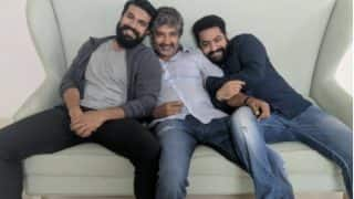 RRR: SS Rajamouli Confirms Film With Ram Charan, Jr. NTR; Declares 'TITANS Are Coming Together'