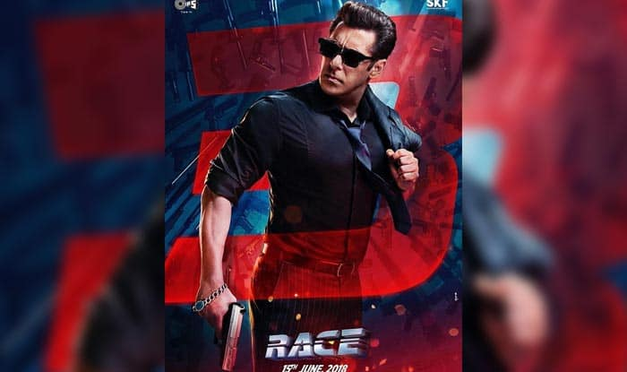 Salman Khan's first look from 'Rce 3' revealed and he looks dapper