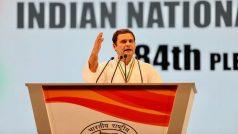 कांग्रेस ने कहा देश को बांट रही है मोदी सरकार, सत्ता हासिल करने के लिए गठबंधन को भी हां