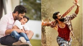 Allu Arjun's Son Ayaan Recreates Ram Charan's Rangasthalam Pose; Turns Rana Daggubati Into A Fan