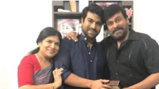 Ram Charan Celebrates His 33rd Birthday Today, Gets Presented With A Special Gift By Father, Chiranjeevi
