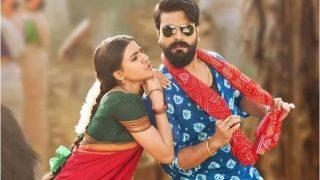 Rangasthalam Tweet Review : This Rustic Entertainer Is Ram Charan's Best Film, Declare Fans