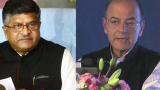 यूपी से अरुण जेटली, बिहार से रविशंकर प्रसाद जाएंगे राज्यसभा!