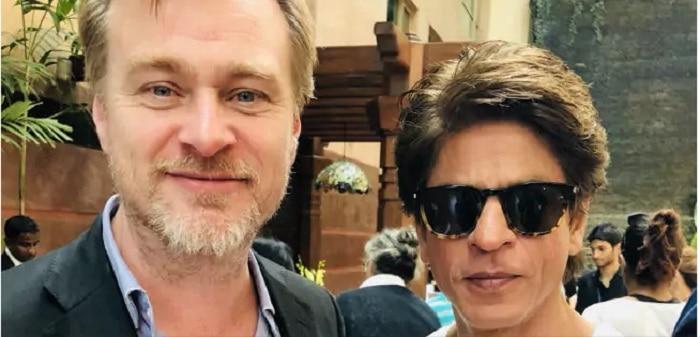 SRK-Christopher Nolan