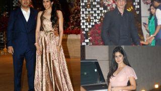 Akash Ambani - Shloka Mehta's Post Engagement Party: Aishwarya Rai Bachchan, Aaradhya, Shah Rukh Khan, Katrina Kaif And More Arrive To Congratulate The Couple (VIEW PICS)
