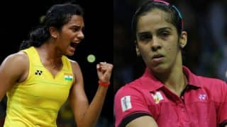 Indian Shuttlers Saina Nehwal, Kidambi Srikanth And P.V. Sindhu Qualify Indonesia Masters Quarters