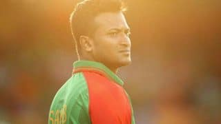 Bangladesh Skipper Shakib Al Hasan Makes Big Gain In T20I Rankings