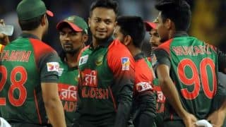 Nidahas Trophy T20 Tri-Series: Bangladesh-Sri Lanka Match Marred by Controversy