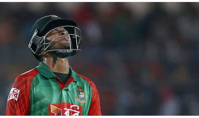 Shakib and Nurul sanctioned for unruly Colombo conduct