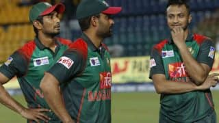 भारत के खिलाफ हारने के बाद भी खुश हैं बांग्लादेशी कप्तान, बतायी ये वजह