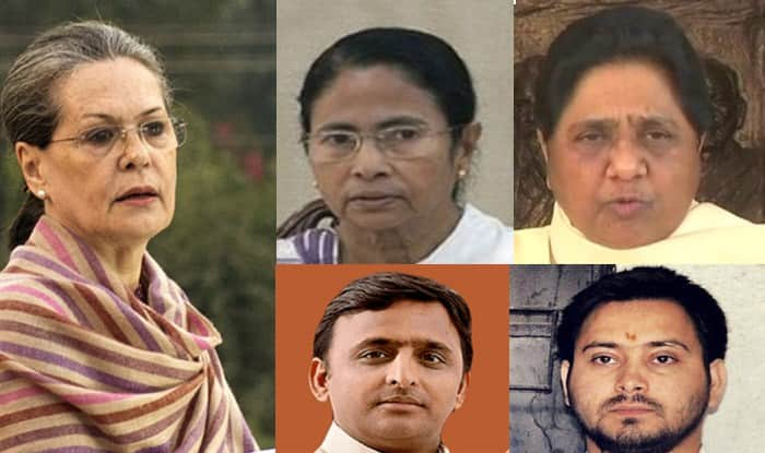 सोनिया गांधी की डिनर पार्टी के लिए कई नेताओं ने दी सहमति, वहीं कई पार्टी प्रमुख अपने प्रतिनिधियों को भेजेंगे.