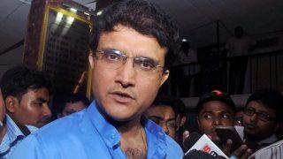 सौरव गांगुली को उम्मीद, डे-नाइट टेस्ट मैच जीत सकता है भारत