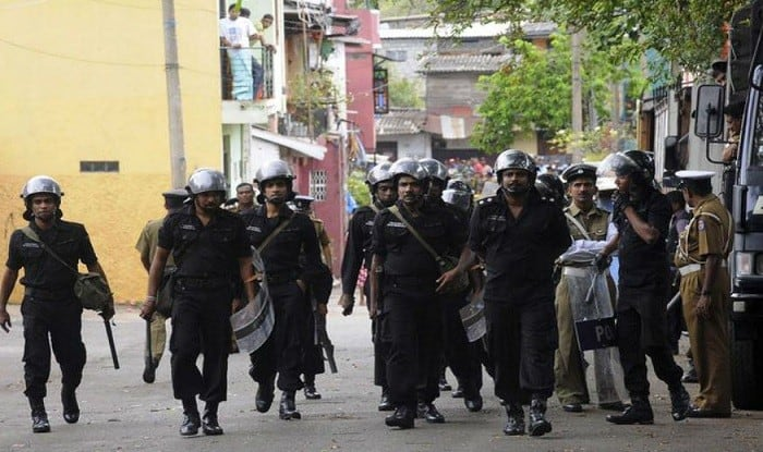 Sri Lankan president revokes state of emergency