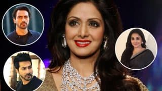 Sridevi Honoured At Oscars 2018: Vidya Balan, Varun Dhawan, Arjun Rampal Feel Proud