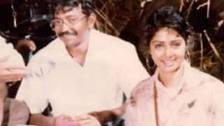 This Is What Ram Gopal Varma Had To Say About Making A Biopic On Late Sridevi's Life