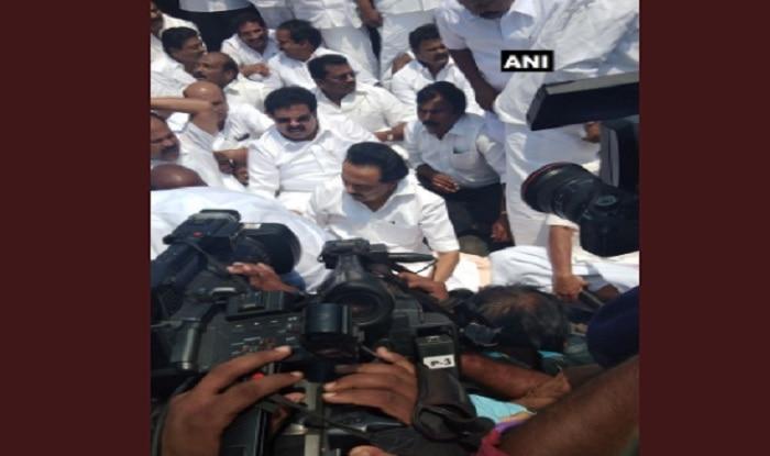 DMK working president MK Stalin calls for Tamil Nadu bandh