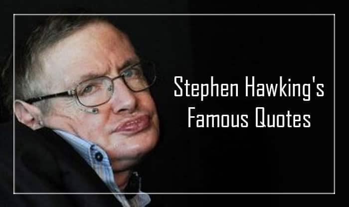 Stephen Hawking defied death in 1960s, recalls Jayant Narlikar