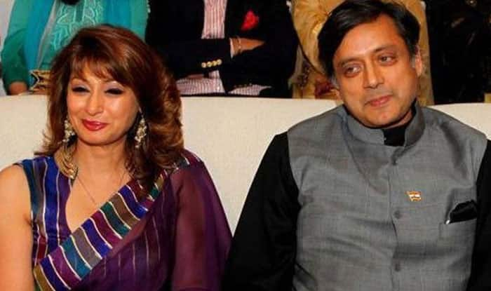 Sunanda-Pushkar-and-Shashi