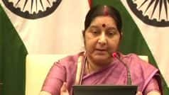 39 Indians Killed in Iraq: Sushma Swaraj Slams 'Insensitive' Congress, Says Wasn't Allowed to Speak in Lok Sabha
