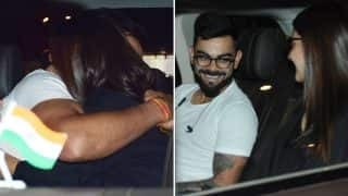 Lovebirds Virat Kohli And Anushka Sharma Finally Unite After A Long Gap And These Pics Of The Couple Will Melt Your Heart