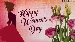 Happy Women's Day! इन WhatsApp मैसेज और ग्रीटिंग्स से करें विश