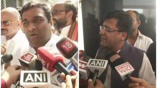 SP-BSP विधायक ने पाला बदलकर मायावती को दिया झटका, राजा भैया भी साथ नहीं