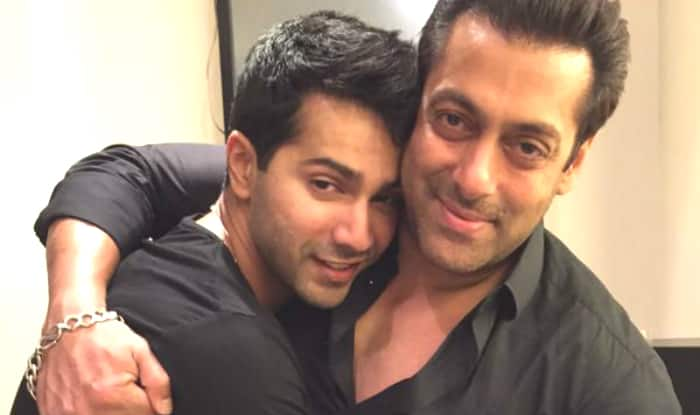 Salman Khan is the best, most helpful human being: Varun Dhawan