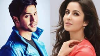 Confirmed! Katrina Kaif, Varun Dhawan To Pair Up For Remo D'Souza's Dance Flick