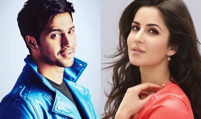 Katrina opposite Varun in Remo D'Souza's dance film