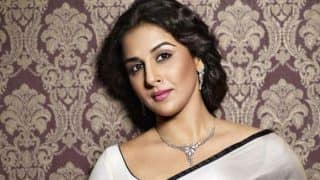 Vidya Balan Backs Campaign Against Film Piracy, Says Illegal Downloads Robs Viewers Of The Experience That Cinema Was Created For