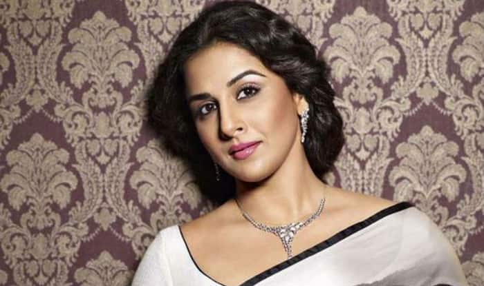 Vidya Balan Joins Govt-Initiated Campaign Against Film Piracy - Watch Video