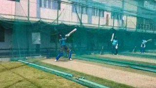 VIDEO: फाइनल मैच से पहले टीम इंडिया ने किया जमकर अभ्यास, विजय शंकर ने खेले पसंदीदा शॉट