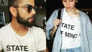 Anushka Sharma SPOTTED Wearing Husband Virat Kohli's T - Shirt, They Get Massively Trolled - Read Tweets