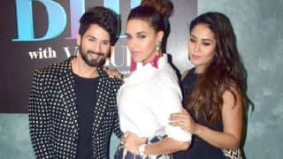 We Wonder How Sonam Kapoor Will React To The Dig Taken By Her 'Mausam' Co-Star Shahid Kapoor And Neha Dhupia