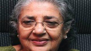 नहीं रहीं नटखट 'शम्मी आंटी', 89 की उम्र में हुआ देहांत