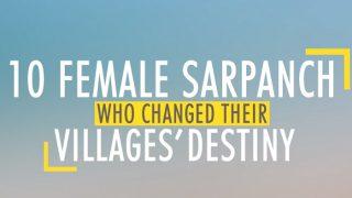 International Women's Day: Meet 10 Female Sarpanchs Who Transformed Their Villages