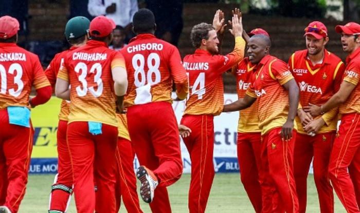 जिम्बाब्वे क्रिकेट टीम (फाइल फोटो)