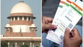 Aadhaar Not Needed For School Admissions, CBSE, UGC, NEET Exams: SC