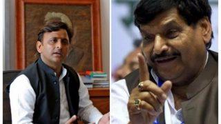 राज्यसभा चुनाव: अखिलेश के डिनर में पहुंचे चाचा शिवपाल, जया बच्चन भी थीं मौजूद