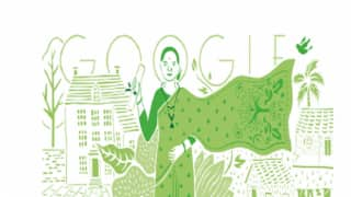 Google Doodle: Today is India's First Female Doctor, Anandi Gopal Joshi's 153rd Birthday