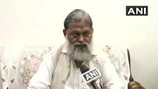 Haryana Minister Anil Vij Courts Controversy Again, Compares Rahul Gandhi to Deadly Nipah Virus