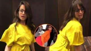 Yeh Hai Mohabbatein Anita Hassanandani Dances To The Peppy Song Scooby Doo Pa Pa - Watch Video