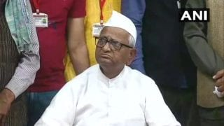 Anna Hazare Begins Day-long Fast to Support Agitating Farmers on Bharat Bandh